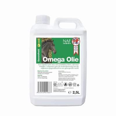 NAF OMEGA OLIE - 2.5LT