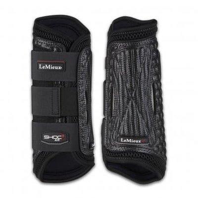 LeMieux ShocAir XC Boots Front
