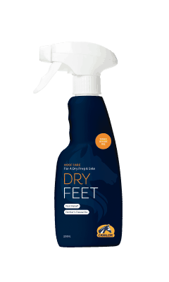 Cavalor Dry Feet