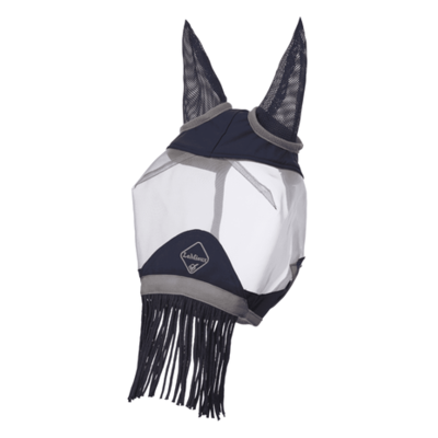LMX Armour Shield Fly Mask- Fringe Mask