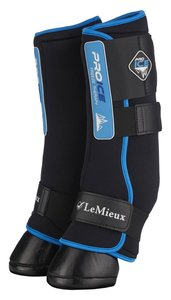 LEMIEUX ProIce Boots with inserts