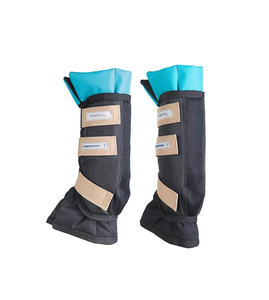 TORPOL Magnetic Stable Boots Front
