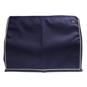 groomingbox cover navy-silver