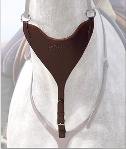 DYON New English Collection Bib Martingale attachment