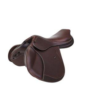 Equiline saddle J Major D Leather brown